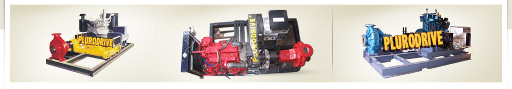 Fire, Water Pump Application products